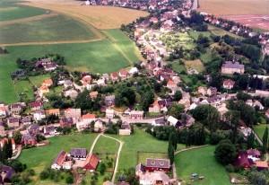 Luftbild um 1994