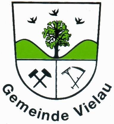 Neues Wappen von Vielau